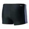 adidas Essence Core 3S zwembroek Heren zwart